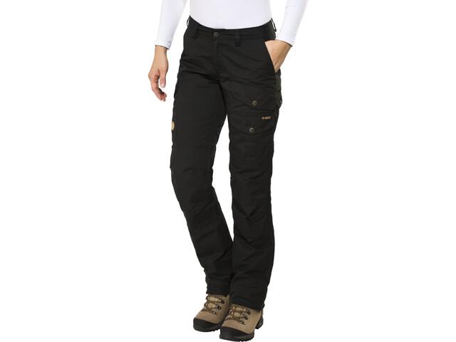 Fjällräven Barents Pro - Pantalon Femme - noir